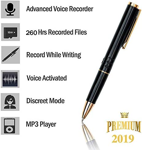 16GB Digital Voice Recorder Students product image