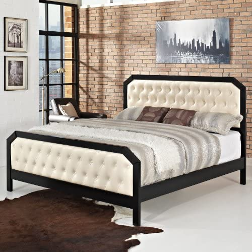 Modway Louid Bed Frame, Queen
