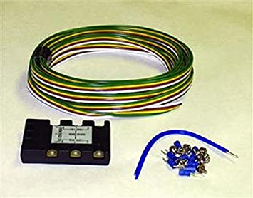 Amazon.com: RV Trailer TAIL LIGHT WIRING KIT.DIODE BK ... on