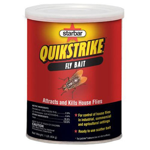 Scatter Bait (Starbar - Quikstrike Fly Bait 1 Pound, 1-Lb)