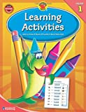 Learning Activities, Grade 1, Carson-Dellosa Publishing Staff, 0769676413