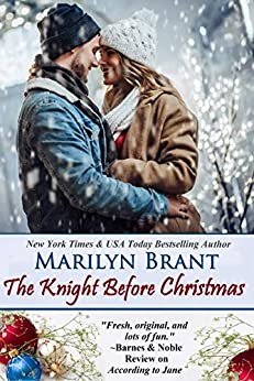 "Book Cover for ""The Knight Before Christmas"" by Marilyn Brant"