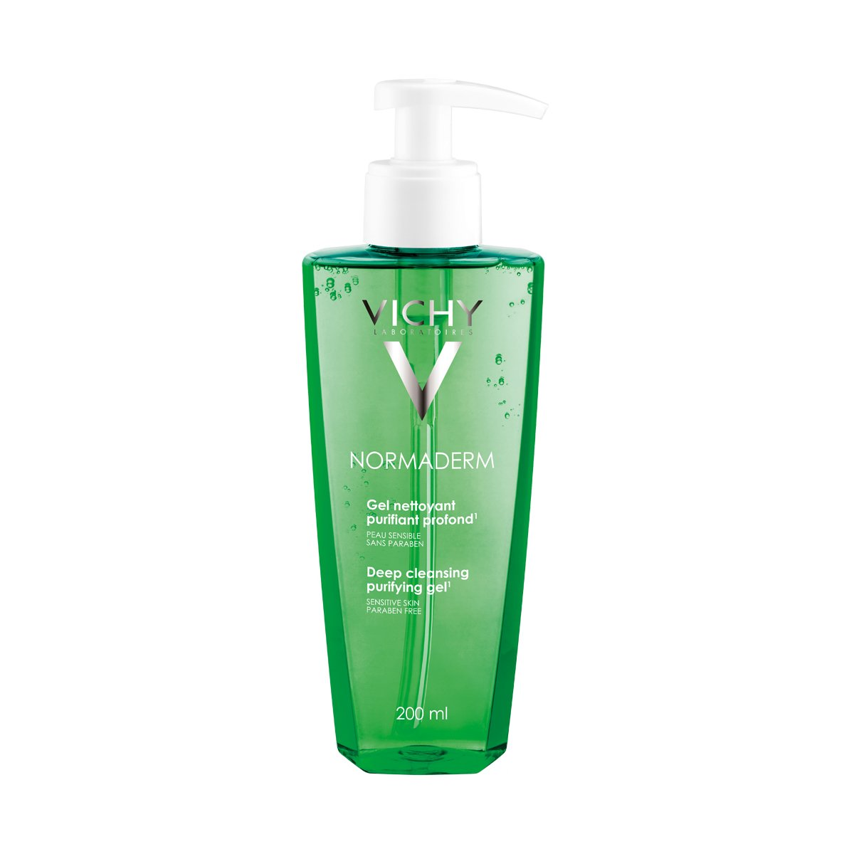 Vichy Normaderm Purifying Cleansing Gel Deep 3337871320744 VCH913232361_-200ML CAD