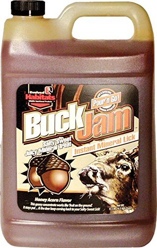 BUCK JAM INSTANT MINERAL LICK - 1 GALLON