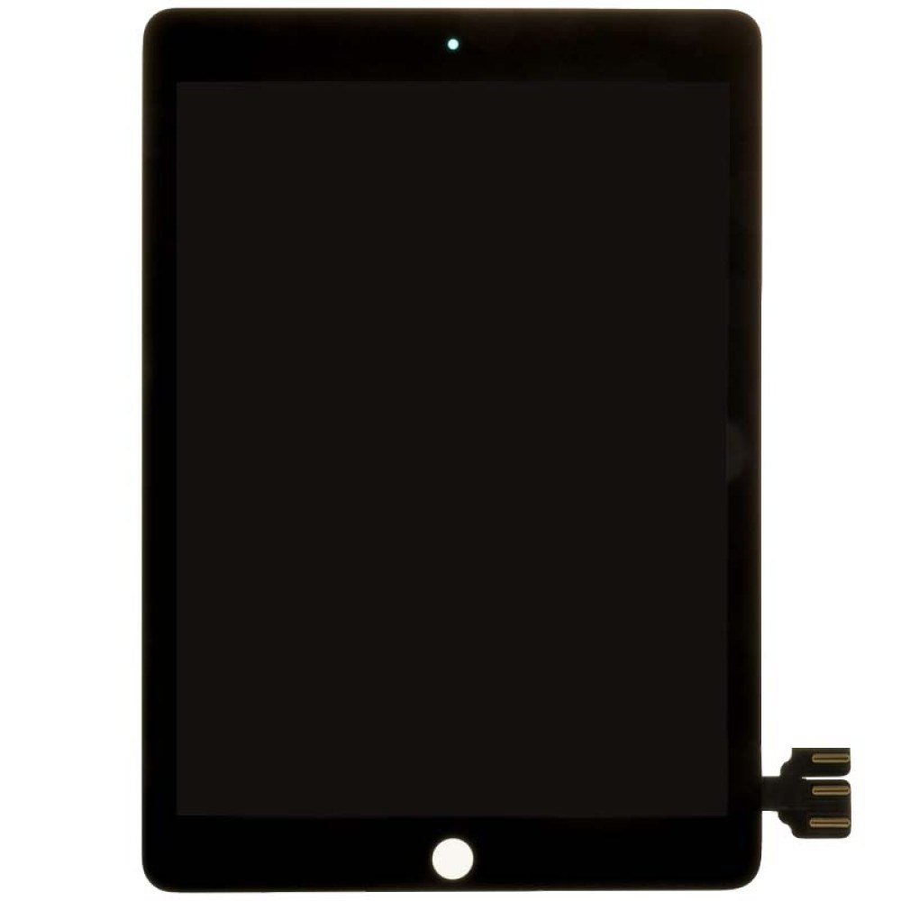 LCD & Digitizer Assembly for Apple iPad Pro 9.7 (Black) with Glue Card