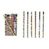 4 Dozen (48) RELIGIOUS Pencils - PENCILS #2 Lead - CLASSROOM Rewards TEACHER VBS Education JESUS GOD Loves Me