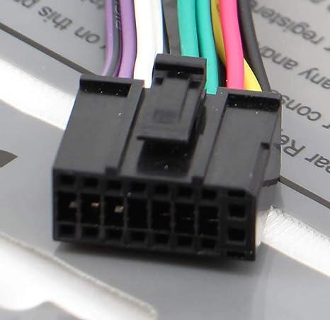 Xtenzi Wire Harness and Speaker Plug Dual 16 Pin XD , XDH , XDMA , on