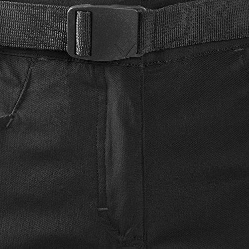 Crevice Black taglia Nero da Pantaloncini donna colore trekking 38 da dPYPrq