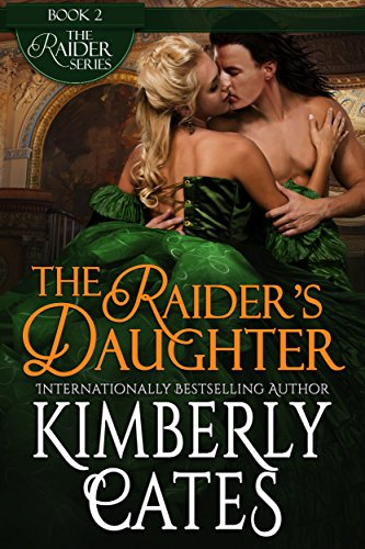 The Raider's Daughter (The Raider Series Book 2) cover
