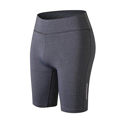 ランニングクロップドタイツ レディース 吸汗速乾 ショート パンツ 選べる8色 ストレッチ スポーツタイツ