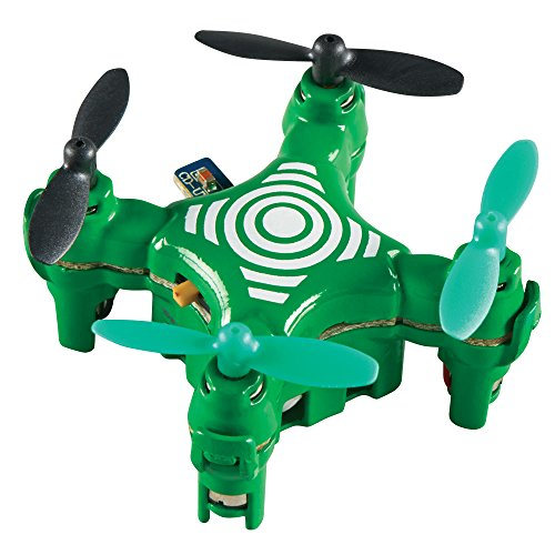 Estes Proto-N Micro Quad Ready to Fly Electric-Powered Radio Controlled Nano Drone (Green)