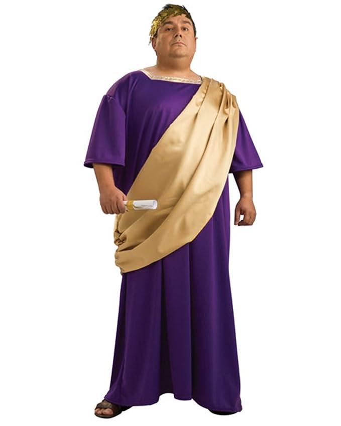 Disfraz Romano con toga hombre - XXL: Amazon.es: Juguetes y ...