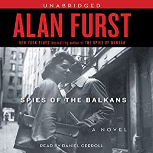 Spies of the Balkans Audiobook