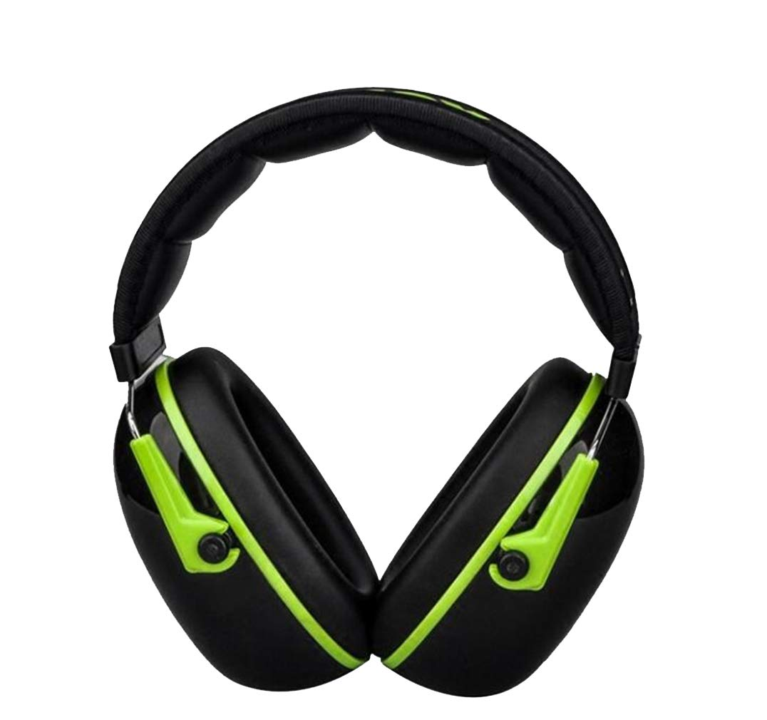 SPP PANDA Protection Earmuffs Professional Soundproof Earmuffs Soundproof Earphone Noise Prevention Go to Bed Drum Industry Learn Noise Reduction Silence by SPP PANDA (Image #1)