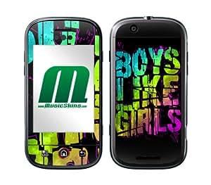 Zing Revolution MS-BLG10052 Motorola Cliq