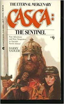 Book The Sentinel (Casca, No. 9)