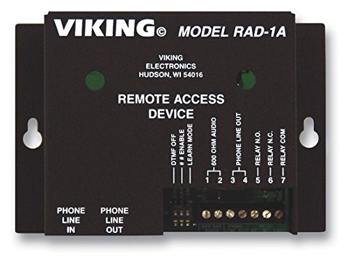 Viking Electronics RAD-1 Line Powered Remote Access Device ()