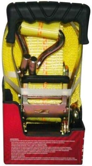 Husky FH0843 27 x 2 Heavy Duty Ratchet Tie-Down with J Hook