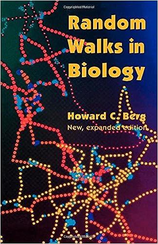 Vapaa syttyä kirjoja suoraan ladata Random Walks in Biology by Howard C. Berg 0691000646 DJVU