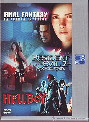 Pack Final Fantasy la fuerza interior + Resident Evil 2 ...