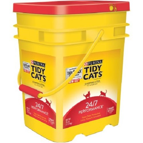 Purina Tidy Cats 24/7 Performance Clumping Cat Litter 51r66TxIoLL