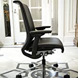 Steelcase Think Chair in Leather