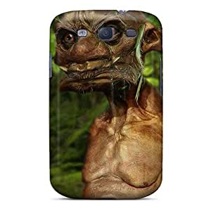 Scratch Resistant Hard Cell-phone Case For Samsung Galaxy S3 With Allow Personal Design Trendy The Good Dinosaur Image DannyLCHEUNG