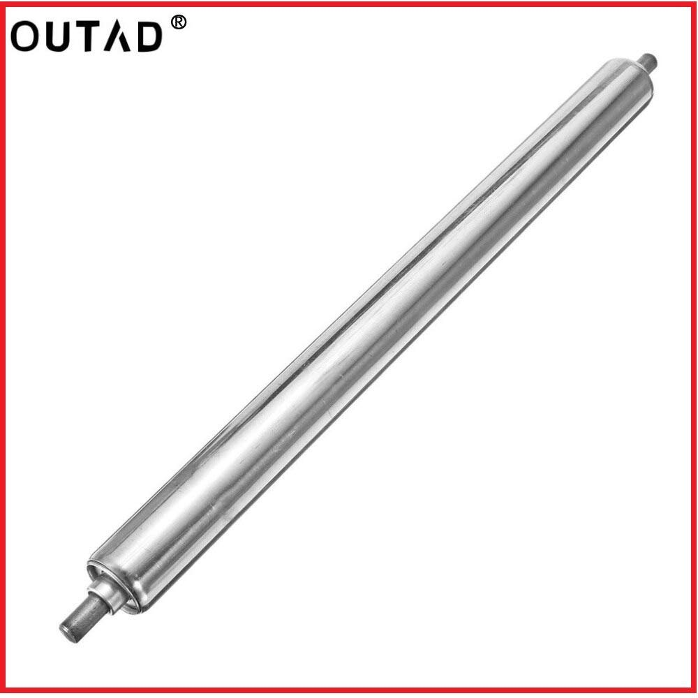 OUTAD New Eco-Mate Mouse Killer Durable Stainless Steel Mouse Rats Trap Round Rolling Stick Must-Have for Home Kitchen