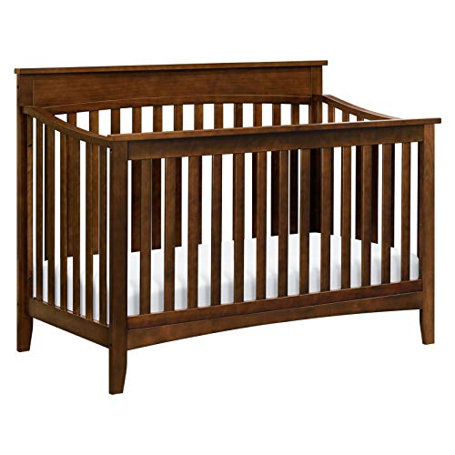 DaVinci Grove 4-in-1 Convertible Crib in Espresso | Greenguard Gold Certified