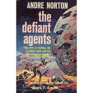 The Defiant Agents Audiobook