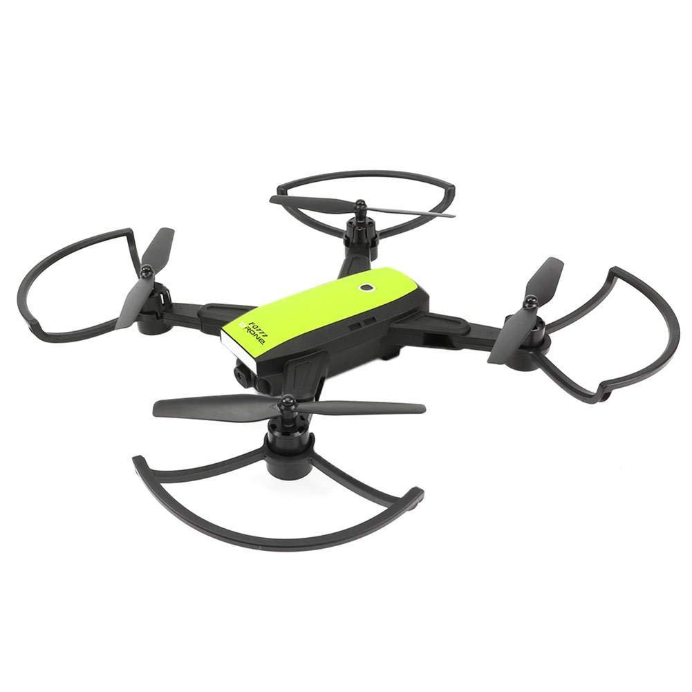 Zezego Mini Drohne mit Kamera Flugzeug Segelflugzeug Ferngesteuertes Quadcopter mit Wifi-Kamera (feste Höhe) 30W