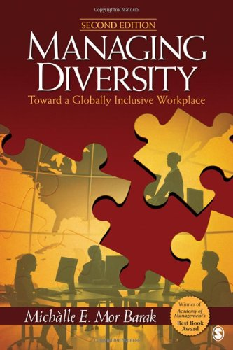 Managing Diversity: Toward a Globally Inclusive Workplace, by Michalle E. Mor Barak