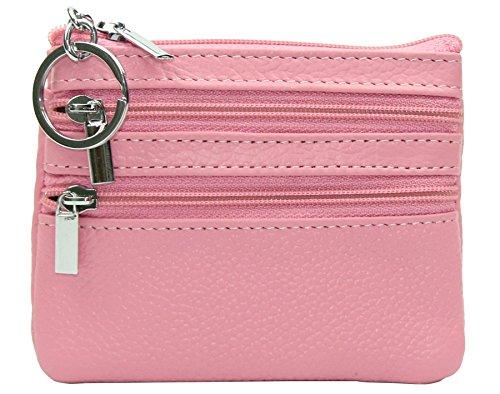 Pink Zippered - 4
