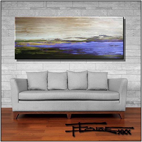 limited-edition-giclee-hand-textured-and-embellished-abstract-painting-modern-fine-art-60x24x15-inch