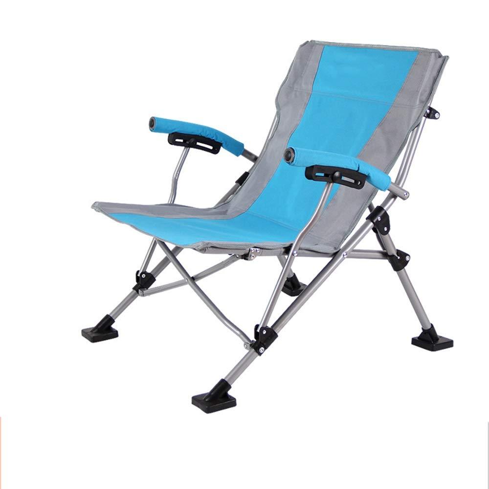WPQW - ラウンジチェア 寝椅子屋外リクライニングチェアレジャービーチチェアバックレスト折りたたみチェアレジャーリクライニングチェア自走式キャンプ用品 - 8855 B07T2G56RH