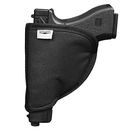 STEALTH Gun Safe Pistol Holster Compact Handgun Storage - Vehicle, Car, Trunk (5)