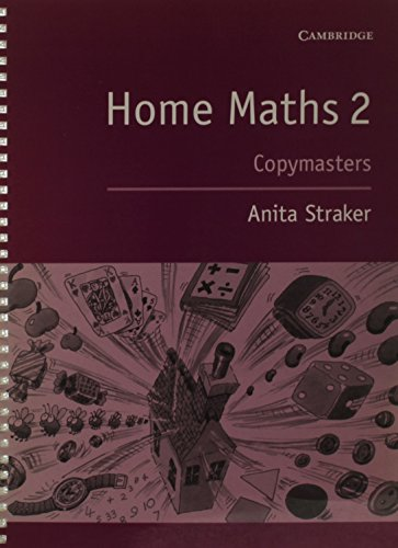 Home Maths Pupil's Book 2: Photocopiable Masters (Vol 2) ()