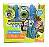 Best Discovery Kids Computer Games - Discovery Kids USB Compatible Digital Camera BLUE Review