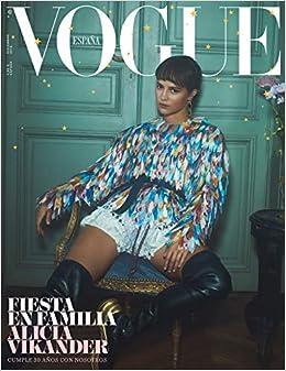 Vogue España: Diciembre 2018 - Número 369: Amazon.es ...