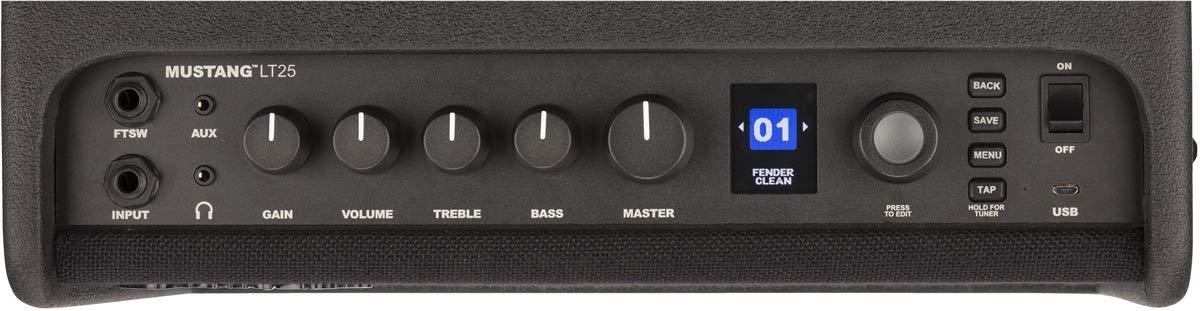 Fender Mustang LT-25 - Digital Guitar Amplifier by Fender (Image #5)