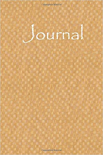 journal vibrant brown washi paper design blank journal or personal