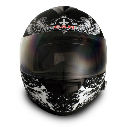 10 Full Face Graphic Helmet - 5