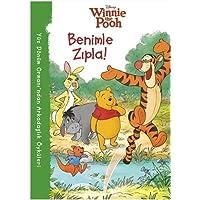 Disney Winnie The Pooh-Benimle Zıpla! Öykü Kitabı