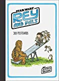 Rey and Pals: 30 Postcards