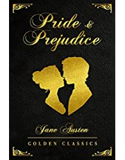 Pride and Prejudice: Deluxe Edition (Illustrated) - Golden Classics