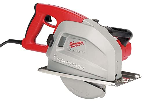 6. Milwaukee 6370-21 13-amp 8-inch Metal Cutting Circular Saw