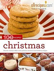 Christmas (100 Best Recipes from Allrecipes.com Book 5)
