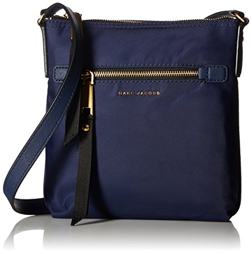 Marc Jacobs Trooper North/South Crossbody, Midnight Blue