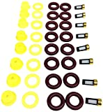 UREMCO 1-8 Fuel Injector Seal Kit, 1 Pack
