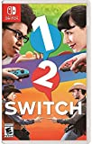 Nintendo Switch 7 items Bundle:Nintendo Switch 32GB Console Red and Blue, 64GB SD Card and Nintendo Controllers Neon Red,4 Game Disc1-2-Switch Just Dance2017 The Legend of Zelda Super Bomberman R
